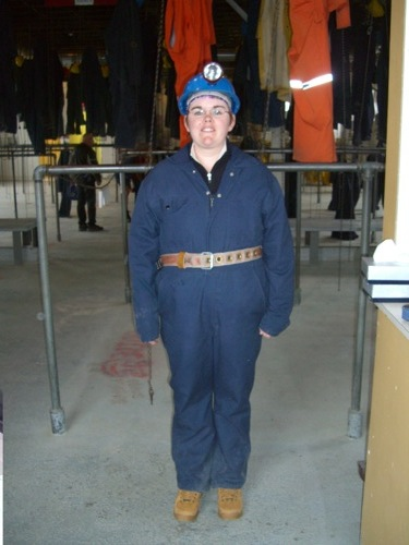 me as a miner!
