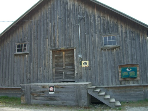 This warehouse was used to store goods that would be distributed to Dawsonites during the months the city was cut off from the outside world. I am awed that this structure has survived from the gold rush. What treasures it must have held for those trapped in Dawson during the 1897 to 1898 winter, and later ones, too!