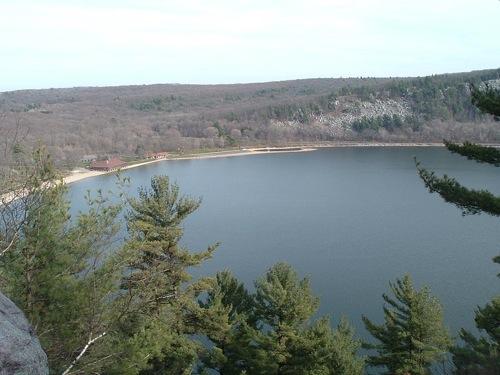 Devil's Lake, Wisconsin
