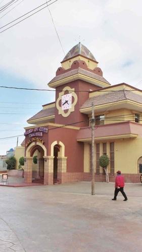 Tijuana wax museum (museo de cera)