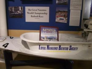 bathtub racing, what an idea!