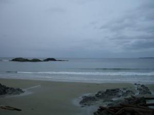 Wickaninnish beach