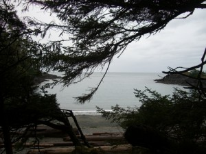 Wickannish Beach