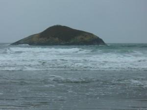 island off of Long Beac