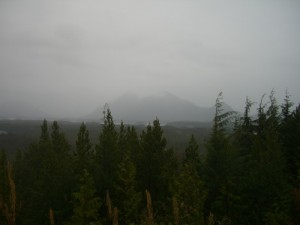 view from the top of Radar Hill