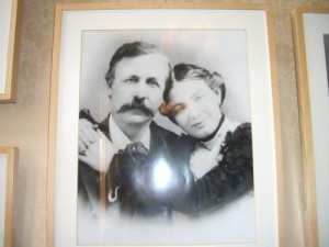 this couple seems so in love; it's rare to see a 'period' picture with people looking so, well, human!