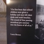 Laura Berton was the mother of Pierre Berton's mother