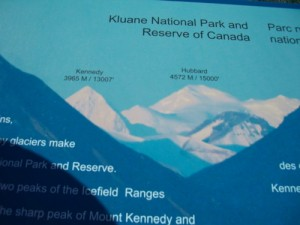 info about Kennedy and Hubbard peaks