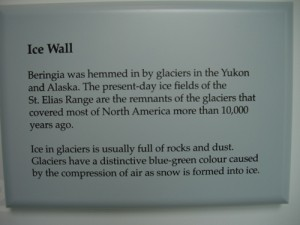 explanation of why glaciers are blue
