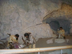 the displays at both Beringia and the Transporation Museum were excellent and very detailed