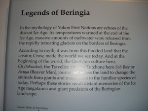 Legends of Beringia