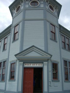 outside of the original 1898 post office