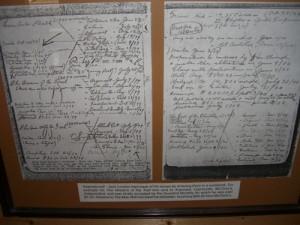 London's notebook
