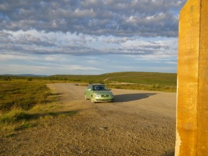 when I bought this car, I had no idea that it would take me to such wonderous places...