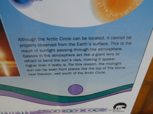 yet more about the Arctic Circle