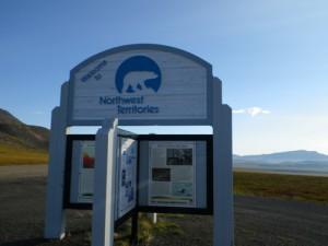 the Northwest Territories at last!