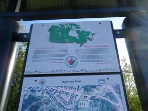 Transcanada Trail info