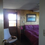 my room at the Arctic Chalet