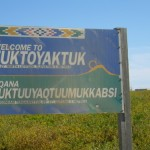 our guide was actually able to pronounce the Inuvialuit name