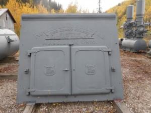 this machine was cast in Ohio!