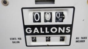 55 cents a gallon!