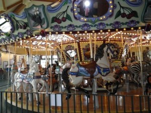 the Salem carousel