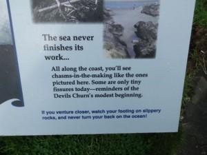 Devil's Churn