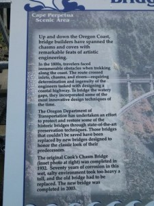 info about Cook's Chasm Bridge