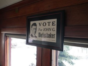 Vote for John G. Diefenbaker