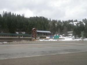 Rossland mine