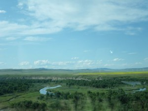 beautiful valley (between Lethbridge and Fort McLeod)