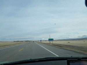 back to the Prairies