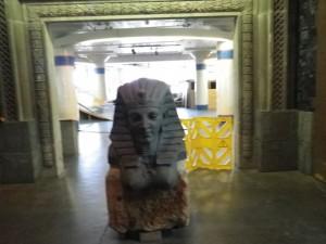 giant Sphinx