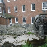 this mill is now a brewery and pub