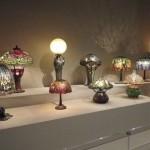 I adore Tiffany lamps