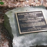 the site of the battle is now a National Historic Landmark
