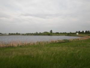 park near Donna's RV park