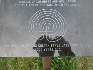the spiral maze