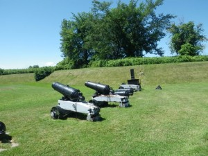 more cannons