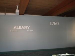 Albany, 1760