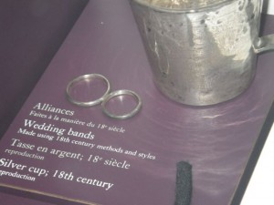 18th century wedding bands