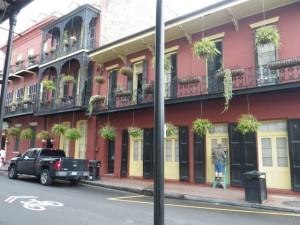 More balconies.