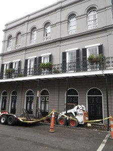 The LaLaurie House is considered to be one of the most haunted houses in NOLA. A 19th-century owner tortured her slaves here.