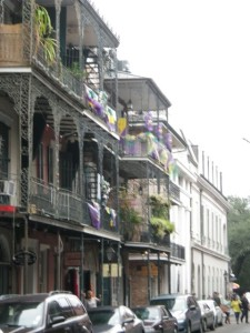 I would know instantly where this picture was taken even if I had never been to the French Quarter.
