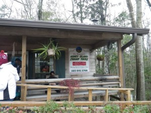 Dr. Wagner's Honey Island Swamp Tour building
