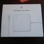 "Mike uses real Apple chargers (more on that below the photo gallery). This is an 85W model for a 17"" Macbook Pro."