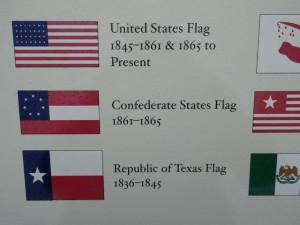 U.S., Confederate, Republic of Texas