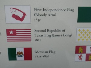 First Independence (Bloody Arm), Second Republic, Mexican