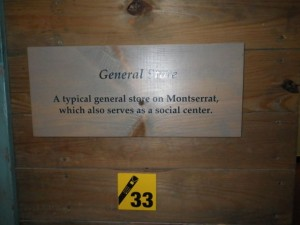 The general store would also be a social centre.