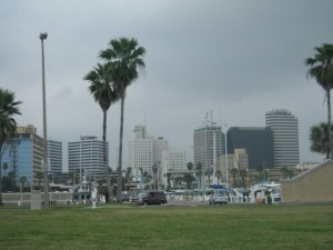 Corpus Christi from the Marina